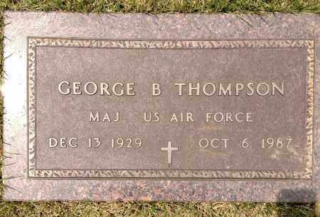 THOMPSON, GEORGE - Sarpy County, Nebraska   GEORGE THOMPSON - Nebraska Gravestone Photos