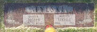 TYLSKI, JOSEPH - Sarpy County, Nebraska | JOSEPH TYLSKI - Nebraska Gravestone Photos