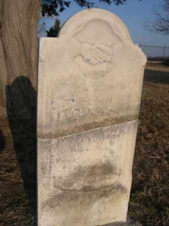 UHE, ANDREW - Sarpy County, Nebraska | ANDREW UHE - Nebraska Gravestone Photos