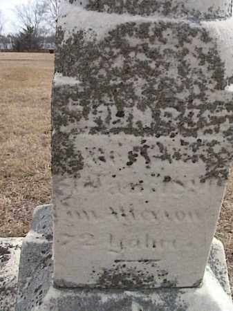 UNKNOWN, UNKOWN - Sarpy County, Nebraska   UNKOWN UNKNOWN - Nebraska Gravestone Photos