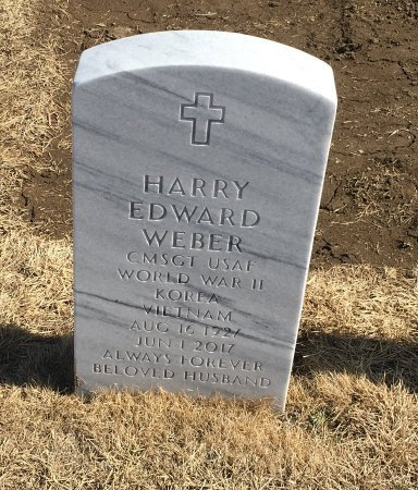 WEBER, HARRY - Sarpy County, Nebraska | HARRY WEBER - Nebraska Gravestone Photos