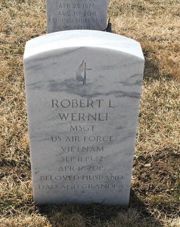 WERNLI, ROBERT - Sarpy County, Nebraska | ROBERT WERNLI - Nebraska Gravestone Photos