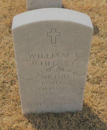 WHITNEY, WILLIAM - Sarpy County, Nebraska | WILLIAM WHITNEY - Nebraska Gravestone Photos