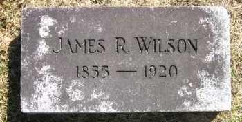 WILSON, JAMES R. - Sarpy County, Nebraska | JAMES R. WILSON - Nebraska Gravestone Photos