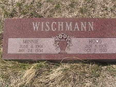 WISCHMANN, HUGO - Sarpy County, Nebraska | HUGO WISCHMANN - Nebraska Gravestone Photos
