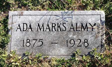 ALMY, ADA - Saunders County, Nebraska | ADA ALMY - Nebraska Gravestone Photos