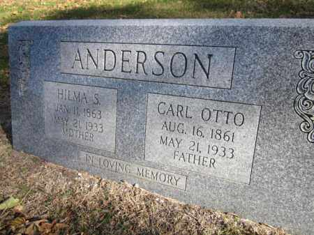 ANDERSON, CARL OTTO - Saunders County, Nebraska | CARL OTTO ANDERSON - Nebraska Gravestone Photos