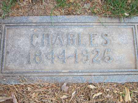 ANDERSON, CHARLES - Saunders County, Nebraska | CHARLES ANDERSON - Nebraska Gravestone Photos