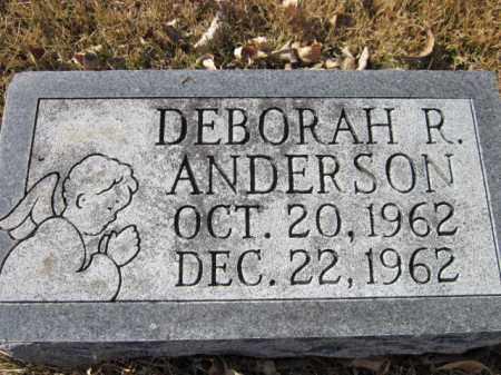 ANDERSON, DEBORAH R. - Saunders County, Nebraska   DEBORAH R. ANDERSON - Nebraska Gravestone Photos