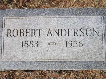 ANDERSON, ROBERT - Saunders County, Nebraska | ROBERT ANDERSON - Nebraska Gravestone Photos