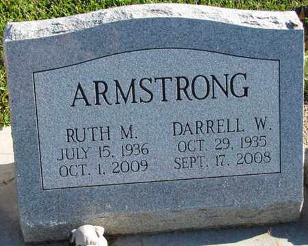 ARMSTRONG, RUTH M. - Saunders County, Nebraska | RUTH M. ARMSTRONG - Nebraska Gravestone Photos