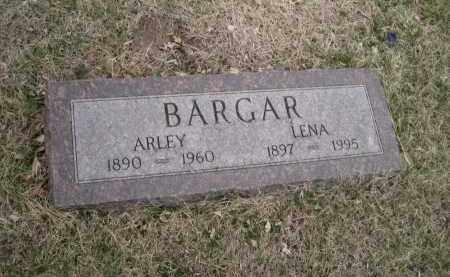 BARGAR, ARLEY - Saunders County, Nebraska   ARLEY BARGAR - Nebraska Gravestone Photos
