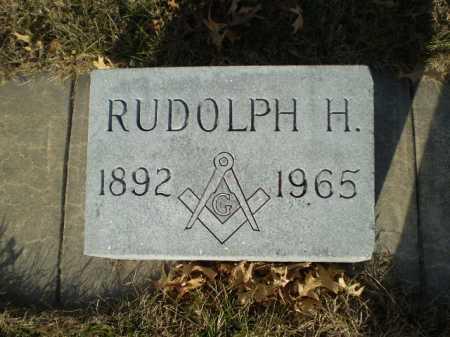 BARTA, RUDOLPH H - Saunders County, Nebraska | RUDOLPH H BARTA - Nebraska Gravestone Photos
