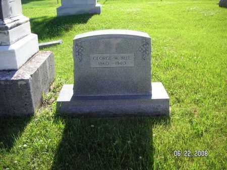 BELL, GEORGE W. - Saunders County, Nebraska | GEORGE W. BELL - Nebraska Gravestone Photos