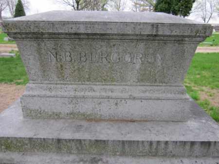 BERGGREN, (FAMILY MONUMENT) - Saunders County, Nebraska | (FAMILY MONUMENT) BERGGREN - Nebraska Gravestone Photos