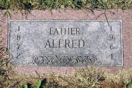 BERGGREN, ALFRED - Saunders County, Nebraska   ALFRED BERGGREN - Nebraska Gravestone Photos