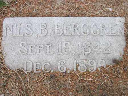 BERGGREN, NILS B. - Saunders County, Nebraska   NILS B. BERGGREN - Nebraska Gravestone Photos