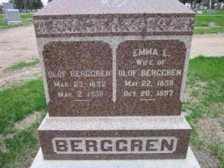 BERGGREN, OLOF - Saunders County, Nebraska   OLOF BERGGREN - Nebraska Gravestone Photos