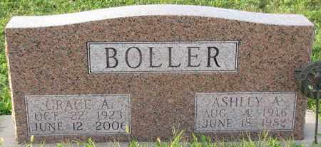 BOLLER, ASHLEY A. - Saunders County, Nebraska | ASHLEY A. BOLLER - Nebraska Gravestone Photos