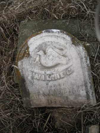 BRYANT, WILLIE C. - Saunders County, Nebraska   WILLIE C. BRYANT - Nebraska Gravestone Photos