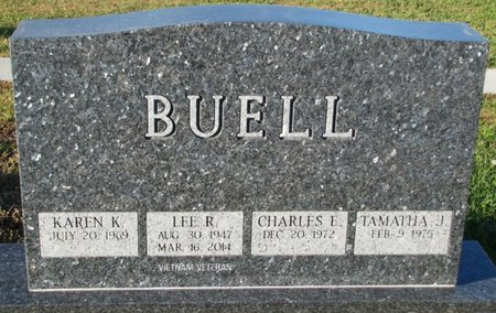 BUELL, TAMATHA J. - Saunders County, Nebraska | TAMATHA J. BUELL - Nebraska Gravestone Photos
