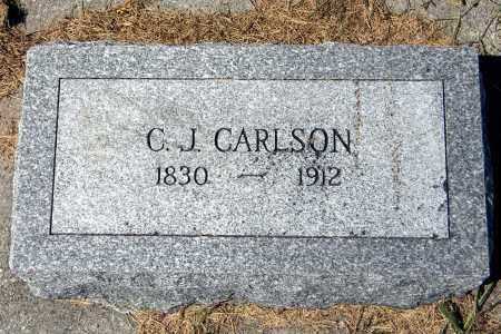 CARLSON, C. J. - Saunders County, Nebraska | C. J. CARLSON - Nebraska Gravestone Photos
