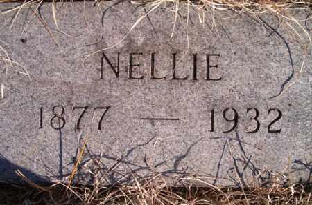 CARLSON, NELLIE - Saunders County, Nebraska | NELLIE CARLSON - Nebraska Gravestone Photos