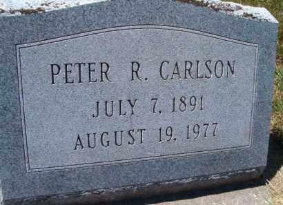 CARLSON, PETER R - Saunders County, Nebraska   PETER R CARLSON - Nebraska Gravestone Photos