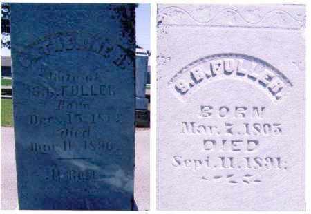 FULLER, CATHERINE R. - Saunders County, Nebraska | CATHERINE R. FULLER - Nebraska Gravestone Photos