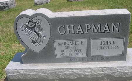 CHAPMAN, JOHN H. - Saunders County, Nebraska | JOHN H. CHAPMAN - Nebraska Gravestone Photos