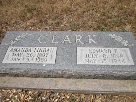 CLARK, AMANDA - Saunders County, Nebraska | AMANDA CLARK - Nebraska Gravestone Photos
