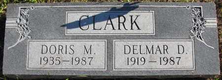 CLARK, DORIS M. - Saunders County, Nebraska | DORIS M. CLARK - Nebraska Gravestone Photos