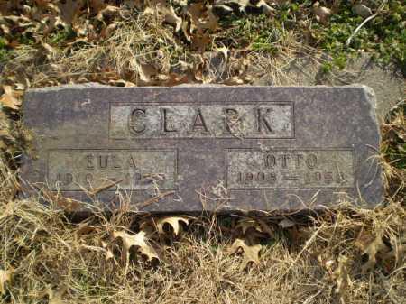 CLARK, EULA - Saunders County, Nebraska | EULA CLARK - Nebraska Gravestone Photos