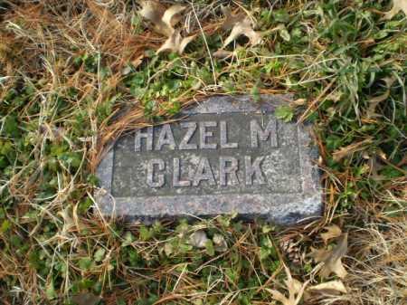 CLARK, HAZEL M - Saunders County, Nebraska | HAZEL M CLARK - Nebraska Gravestone Photos