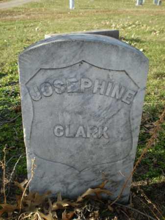 CLARK, JOSEPHINE - Saunders County, Nebraska   JOSEPHINE CLARK - Nebraska Gravestone Photos