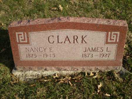 CLARK, JAMES L - Saunders County, Nebraska | JAMES L CLARK - Nebraska Gravestone Photos