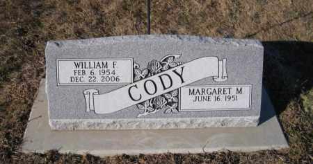 CODY, WILLIAM F. - Saunders County, Nebraska | WILLIAM F. CODY - Nebraska Gravestone Photos
