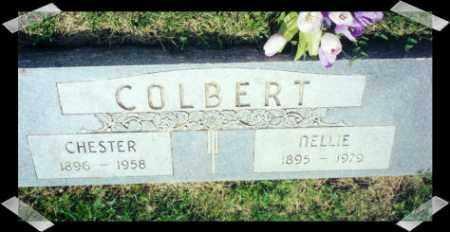 COLBERT, NELLIE - Saunders County, Nebraska | NELLIE COLBERT - Nebraska Gravestone Photos