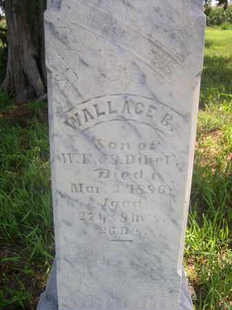 DIHEL, WALLACE B. - Saunders County, Nebraska   WALLACE B. DIHEL - Nebraska Gravestone Photos