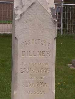 DILLNER, PETER - Saunders County, Nebraska | PETER DILLNER - Nebraska Gravestone Photos