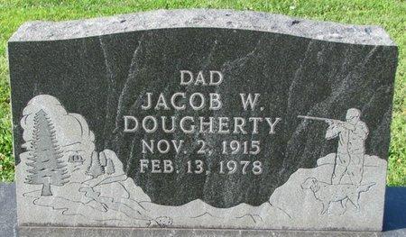 DOUGHERTY, JACOB W. - Saunders County, Nebraska | JACOB W. DOUGHERTY - Nebraska Gravestone Photos