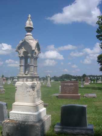 ELLISON, FAMILY - Saunders County, Nebraska | FAMILY ELLISON - Nebraska Gravestone Photos