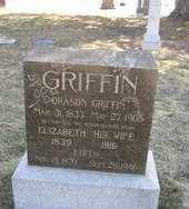 GRIFFIN, EDITH - Saunders County, Nebraska | EDITH GRIFFIN - Nebraska Gravestone Photos