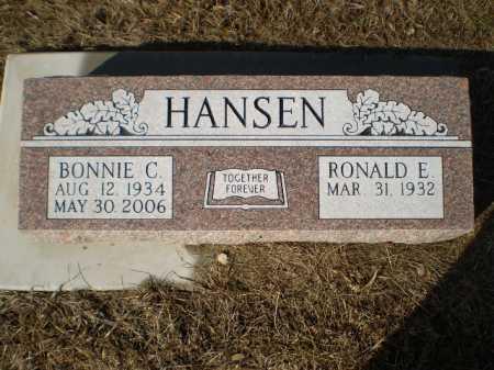 HANSEN, BONNIE COLEENE - Saunders County, Nebraska | BONNIE COLEENE HANSEN - Nebraska Gravestone Photos