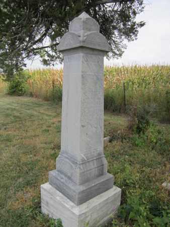HANSEN, CLAUS H. - Saunders County, Nebraska | CLAUS H. HANSEN - Nebraska Gravestone Photos