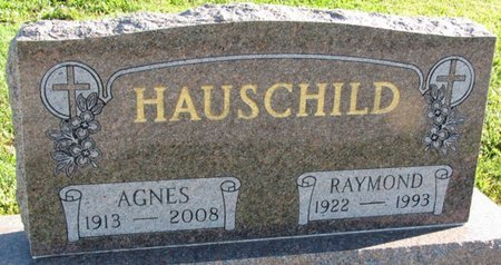 NAVRATIL HAUSCHILD, AGNES - Saunders County, Nebraska | AGNES NAVRATIL HAUSCHILD - Nebraska Gravestone Photos