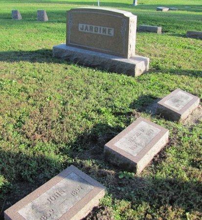 JARDINE, FAMILY PLOT - Saunders County, Nebraska   FAMILY PLOT JARDINE - Nebraska Gravestone Photos
