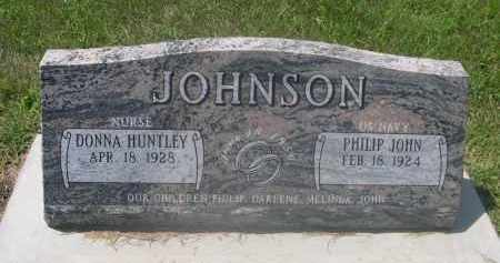 JOHNSON, DONNA - Saunders County, Nebraska | DONNA JOHNSON - Nebraska Gravestone Photos