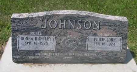 JOHNSON, DONNA - Saunders County, Nebraska   DONNA JOHNSON - Nebraska Gravestone Photos