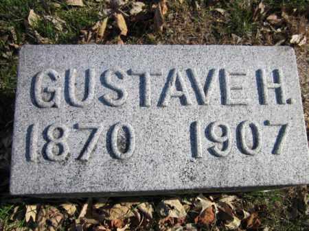 JOHNSON, GUSTAVE H. - Saunders County, Nebraska | GUSTAVE H. JOHNSON - Nebraska Gravestone Photos